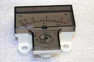 Revox-PR99-VU-METER-Vumetre-No-lamps