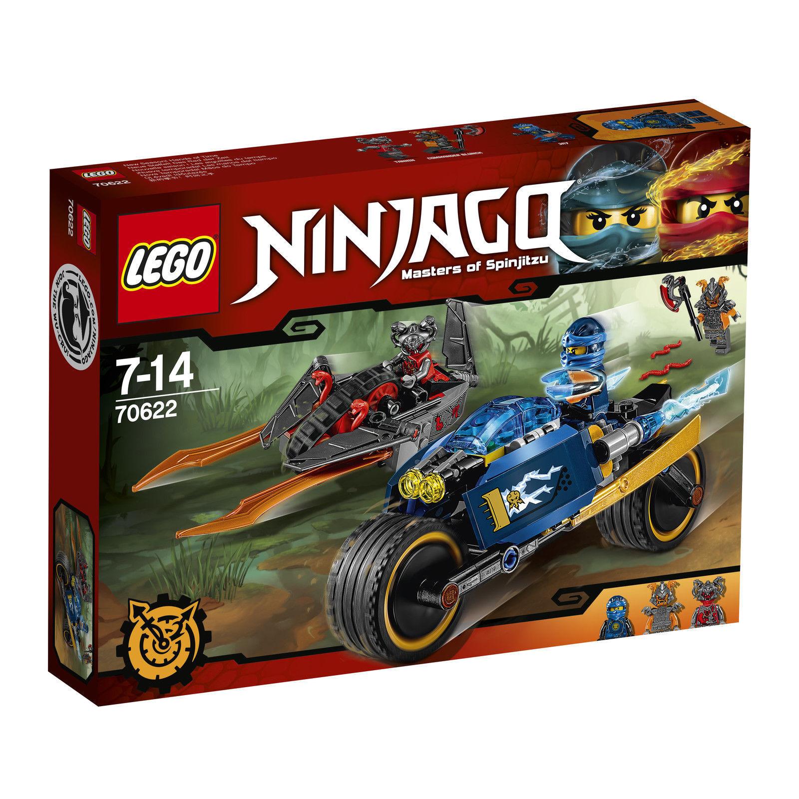 Lego® 70622 Ninjago® Wüstenflitzer Neu OVP