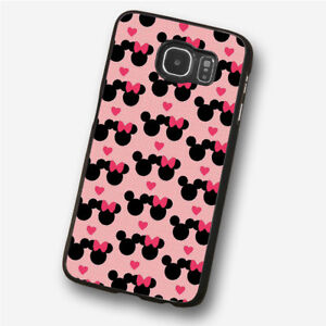 the best attitude b2774 48bd6 Details about Mickey and Minnie Mouse Disney Phone Case Fits Samsung Galaxy  S7 / S7 Edge.