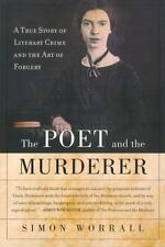 The Poet and the Murderer, Worrall, Simon, Very Good Book