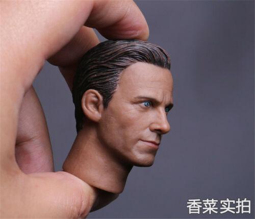 1//6 X-Men Magneto Michael Fassbender headplay for hot action figure toys
