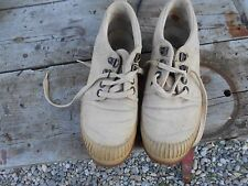 RARES CHAUSSURES AIGLE COLLECTOR desert shoes boots t 37 a 25€ ach imm fp comp