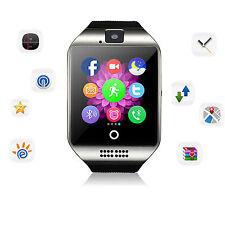 Bluetooth Smart Wrist Watch Phone with Camera for Samsung LG Huawei Alcatel ZTE