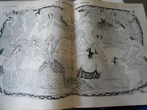 La-Gloire-en-Tutu-Toscane-Esmeralda-Taglioni-Salome-etc-Print-Art-Deco-1912