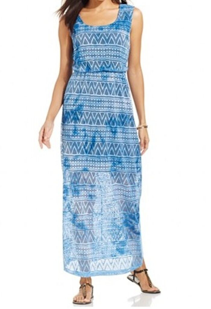 Woherren Summer day evening party cocktail Church Cruise Beach Maxi dress plus 3X