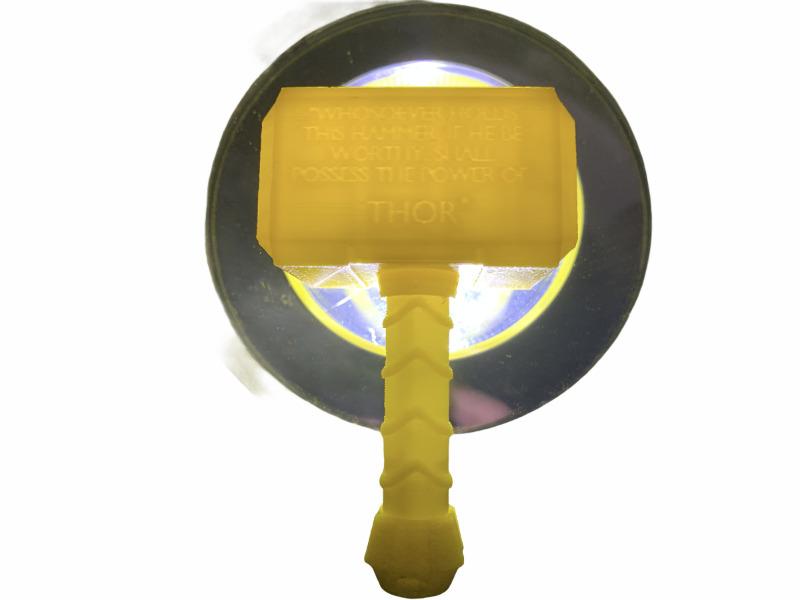 15cm Thor's Hammer Mjolnir
