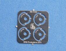 RB-30 Corner Wheels .75, 1, 1.25, 1.5mm for Rivet-R Mini Tool
