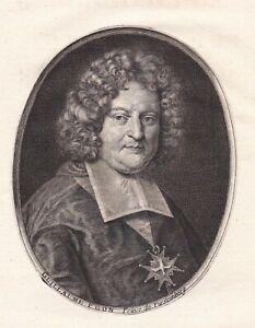 Portrait-XVIIIe-Guillaume-Egon-de-Furstenberg-Cardinal-Metz-Heiligenberg-1786