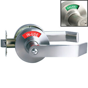 MUTEX DLS2 Bathroom Indicator Privacy Lock In-Use Occupied ...