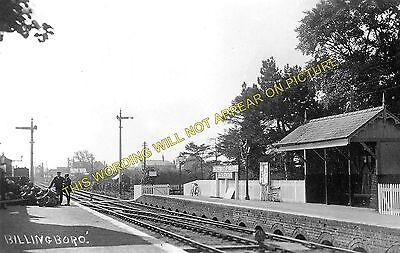 Rippingale 1 Aswarby. Billingborough /& Horbling Railway Station Photo