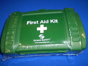 Boat safety first aid kit inshore forst aid kit water resistant box
