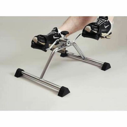 Homecraft Deluxe Pedal Exerciser Portable Indoor Fitness Arm and Leg Exerciser