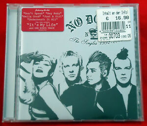 The-Singles-1992-2003-von-No-Doubt-16-Tracks-CD-2003