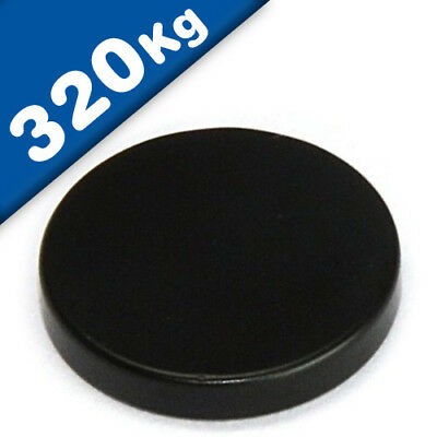 Nickel Rundmagnet Ø 10x 2mm Neodym N35 10 x Scheibenmagnet hält 1kg
