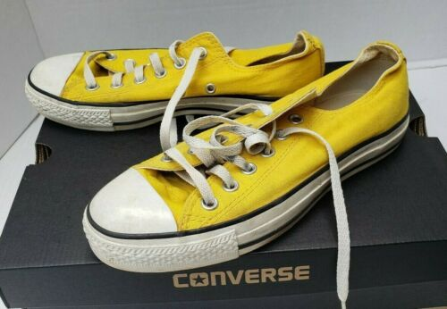 Converse All Star Bright Sunshine Yellow Sneaker S
