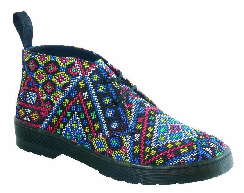 Los zapatos más populares para hombres y mujeres Descuento por tiempo limitado Dr Martens 2 Loch Daytona  Multi 16575101 Original Doc