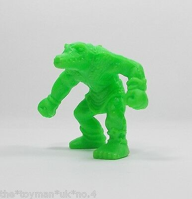 Monster In My Pocket - Series 2 - 69 Sebek - Neon Green - Mini Figure