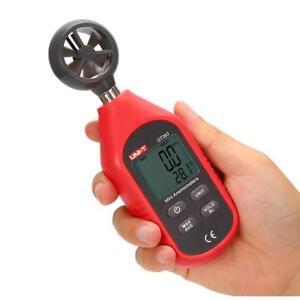 UNI-T-UT363BT-Digital-Anemometer-Gauge-Wind-Speed-Temperature-Meter-Measurement