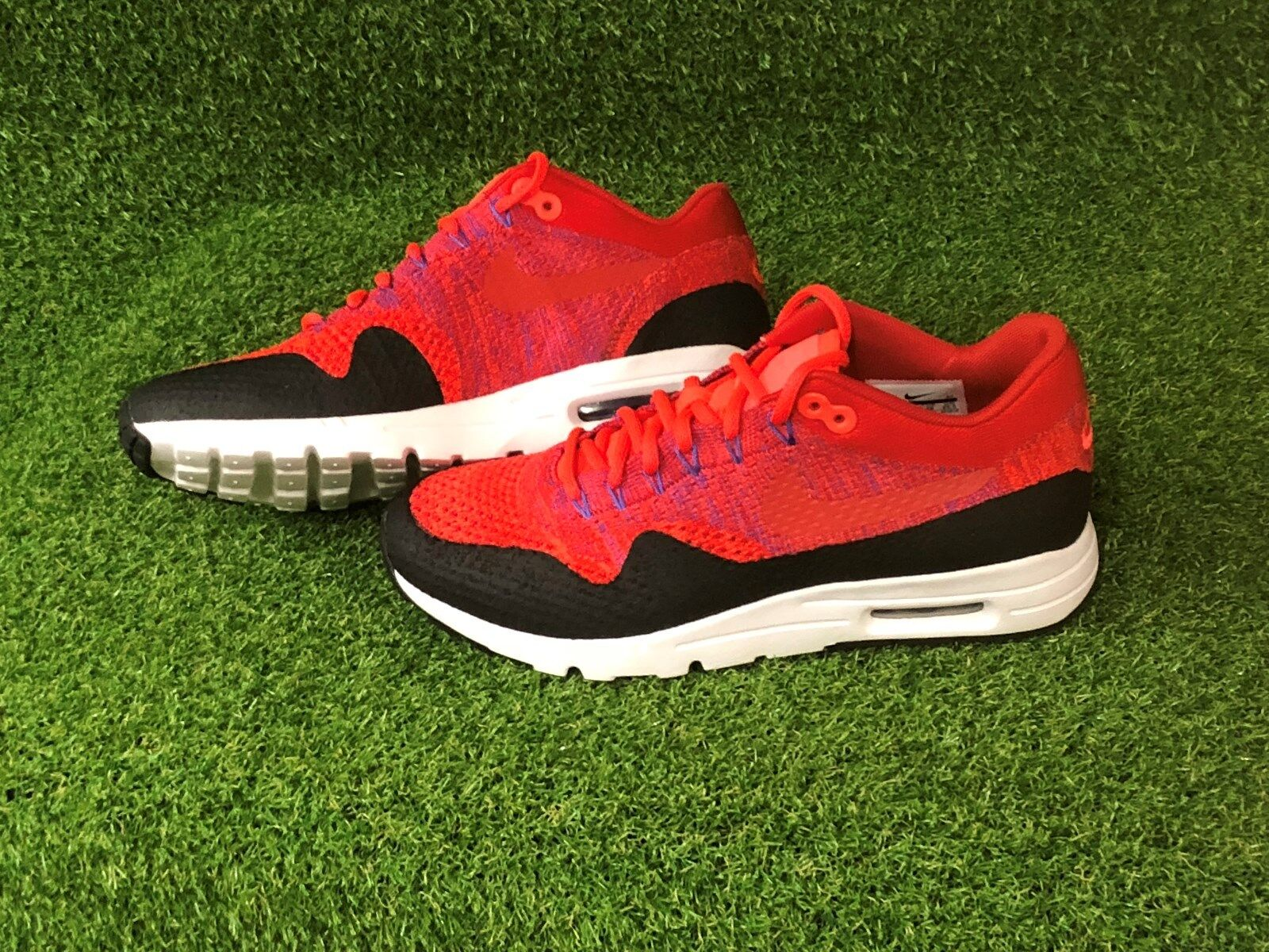 Nike Air Max 1 ultrta [859517 Flyknit Baskets Femmes [859517 ultrta 600] NEUF taille choix 4365e8