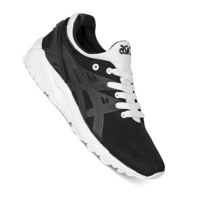new concept b11c2 b1d87 Asics Gel-Kayano Trainer Evo Black - Lightweight Sneaker for Women