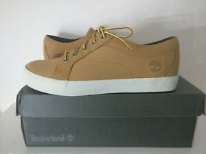 7 ginnastica 5 Timberland New 40 Sneakers Tan Uk Eu Leather Bnwb donna Scarpe 5 da Ortholite x7XXqzIrv