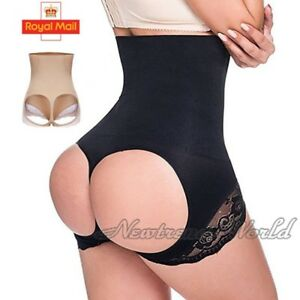 b525800896904 UK Womens Ladies Tummy Control Shapewear Firm Fit Slim Waist Pants ...