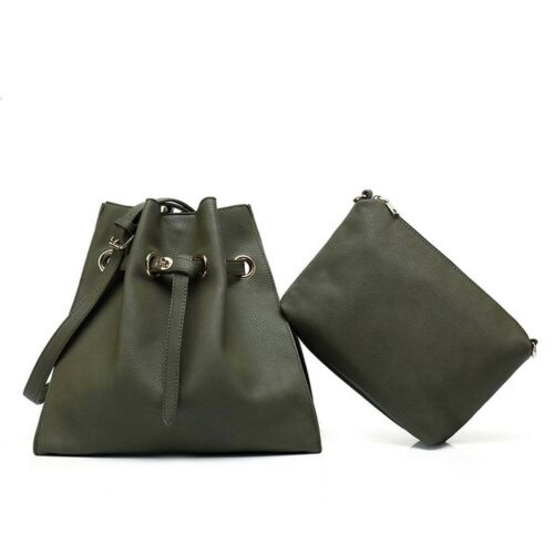Zara Kelly Designer Slouch Bag with inner removable zipped pouch