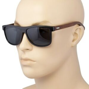 4d535399ba2 Image is loading Bamboo-Sunglasses-Wooden-Wood-Men-Women-Retro-Vintage-