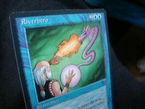Riverbero-Reverberation-x1-Italian-Legends-Italian-NM-Free-Shipping-Canada