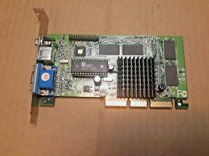 Retro-nVIDIA-RIVA-TNT2-M64-32-MB-AGP-Video-Card