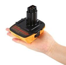 Adapter For Dewalt Dca1820 Battery 20v 18v Mobile Phone Usb Charger Port