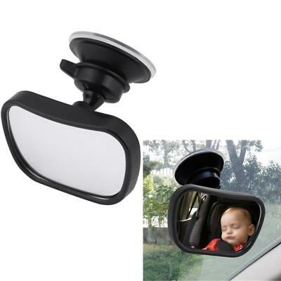 360° Inside Car Safety Care Back Seat Rear View Adjustable Mirror Baby Mirror
