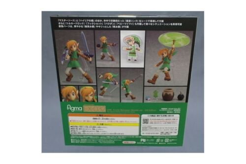 Figma The Legend of Zelda A Link Between Worlds ver DX Edition Japan New***