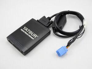 AUX-USB-adaptador-SD-MP3-Cambiador-de-CD-RD3-PEUGEOT-206CC-307-406-407-607-806