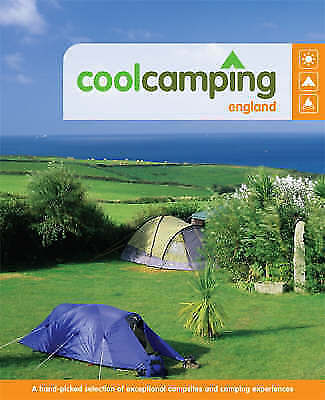 """AS NEW"" Paul Marsden, Andy Stothert, Jonathan Knight, Cool Camping: England Boo"