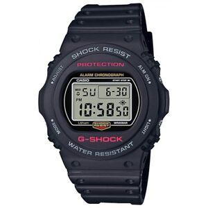 884a7818aed5 Reloj Casio G-SHOCK DW-5750E-1DR - Estuche Alta Gama - 20 BAR Alarma ...