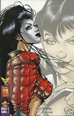 VAMPIRELLA # 7 SHI Cover Fi/VF (Harris Comics, 1998) original Comic Book