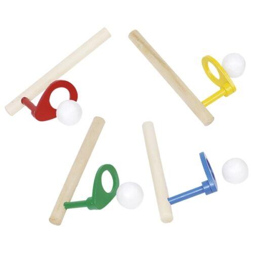 1 Schwebender Ball Kinder Mitgebsel fördert die Mundmotorik für Logopädie NEU