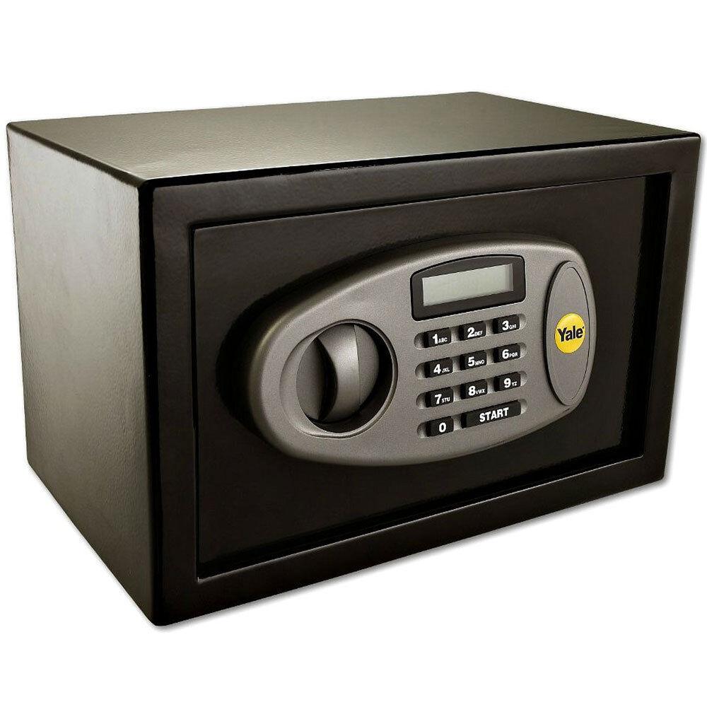 Armario de seguridad del hogar digital Yale (Y-MS0000NFP)