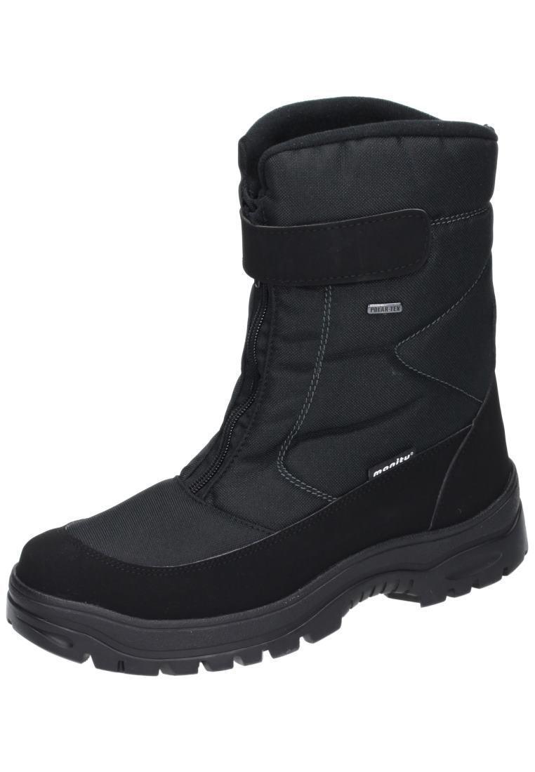 Manitu botas polar tex botas de invierno con clavos zapatos 39-46 670293 -1 neu23