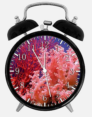Bajo Ocean Coral Alarma Reloj De Escritorio 9.5cm Casa U Oficina Decoración E381 To Make One Feel At Ease And Energetic Clocks Alarm Clocks & Clock Radios