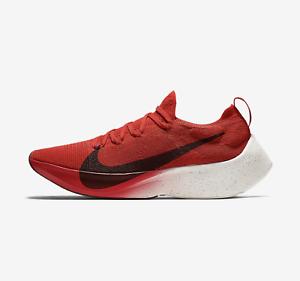 Nike Vapor Street Fast Univerity Red Flyknit shoes Men's Size US 11.5 AQ1763-600