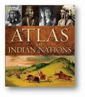 Atlas of Indian Nations by Anton Treuer, National Geographic (Hardback, 2010)