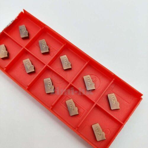 10pcs N151.2-300-4E 1125 3mm width carbide inserts Cut-off blade cutting inserts
