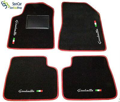 Decori ALFA ROMEO GIULIETTA DAL 2010 Tappeti AUTO 8 Block......31 Tappetini