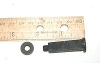 K98 Mauser Part - K98 Mauser Recoil Lug + Nut, -k34