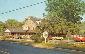 Details About Chez Odette French Country Restaurant New Hope Pa Roadside Ca 1960s Postcard