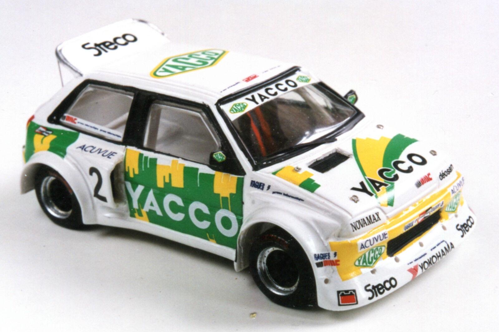 Kit for miniature auto ccc   Citroën AX 4x4  kim  1992 footnote 150  tout en haute qualité et prix bas