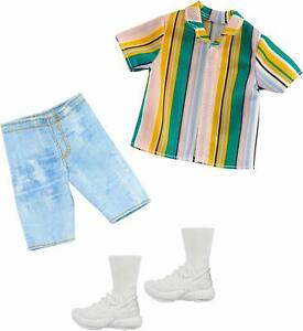 FASHION PACK PANTS SHIRT SHOES NEW 2019 KEN DOLL CLOTHES