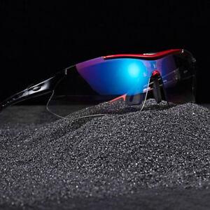 d4ccba67db7 Image is loading ROCKBROS-Polarized-Sports-Men-Sunglasses-Road-Cycling- Glasses-